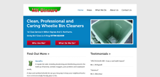 MK Bincare - Wheelie Bin Cleaners