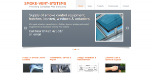 Smoke Vent Systems